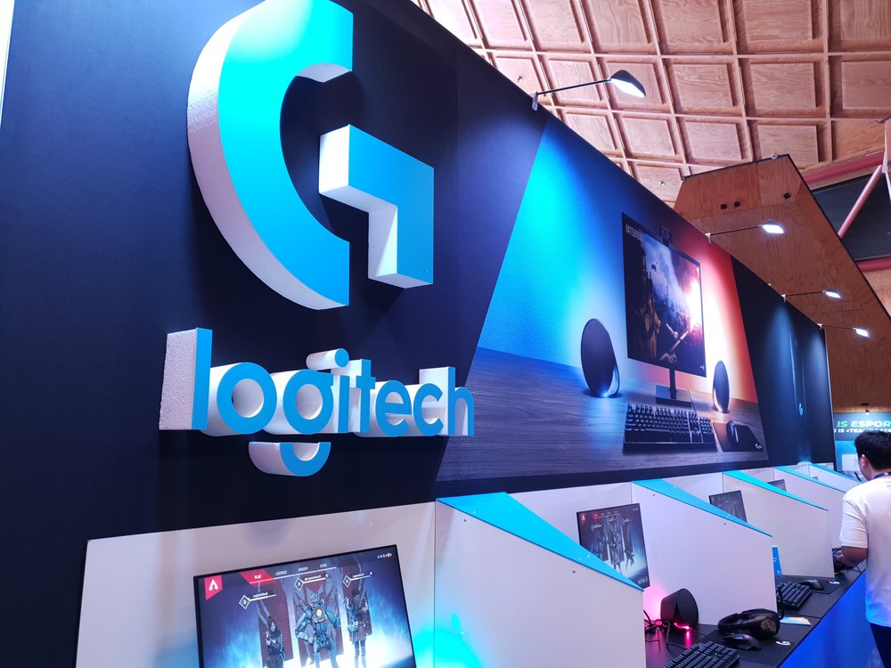 logitech at PB techXpo 2019